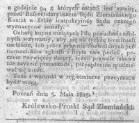 Gazeta Wielkiego Xięstwa Poznańskiego 1825.10.08-cz2.jpg